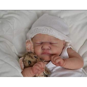 18Inch reborn doll kit romilly limited edition lifelike soft touch unfinished doll kit