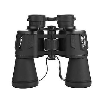 Kiikarit, 20x50 HD Compact -kiikarit Ammattikiikareita, joissa on night vision, säädettävä leveys,