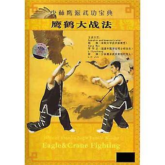 Águila Vs Grúa Blanca Kung Fu Dvd -Vd7155A