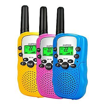 Dzieci Mini Dzieci Walkie Talkie, dwa Way Radio Comunicador.