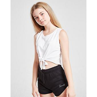 New Sonneti Girls' Essential Knot Vest Top from JD Outlet White