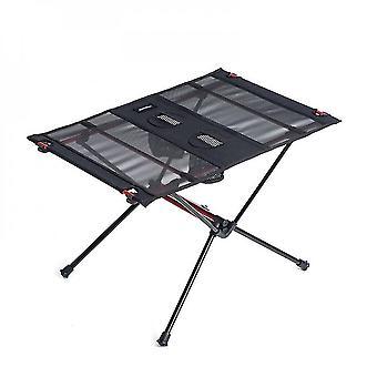 Naturehike ligero plegable aluminio aleación exterior plegable mesa de camping