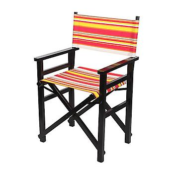 5 כסאות צבעוניים החלפת כיסויי מושב בד