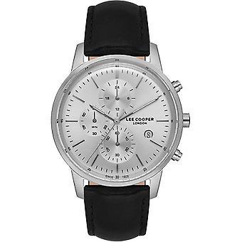 Lee Cooper Wristwatch Men Davy LC07202,331 Noir