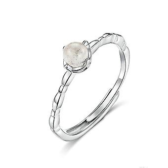 Ring Silver plating Thin Finger Band for Women Bohemia Style Jewelry Gifts