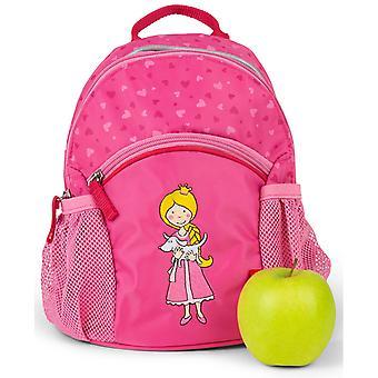 Sigikid Pinky Queeny Mädchen Rucksack  25 cm, Pink