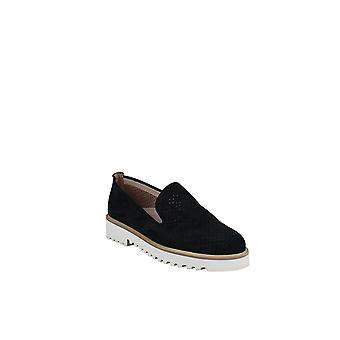 Paul Green | Cailey Perforated Platform Loafers