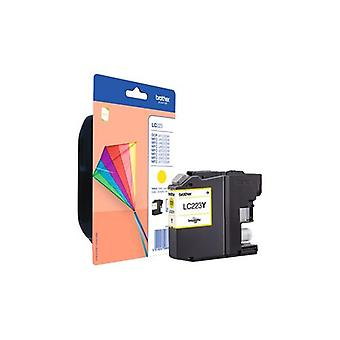 LC223Y ink cartridge yellow