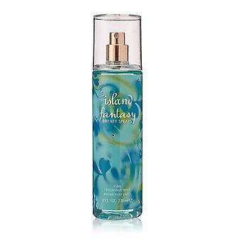 Britney Spears Island Fantasy Fine Fragrances Mist 236ml