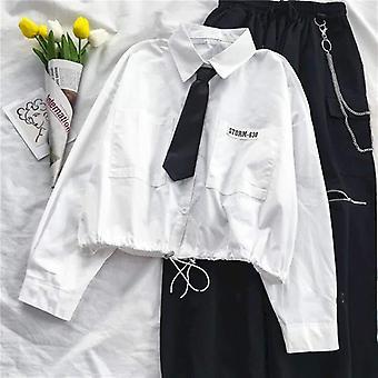 Nouveaux ensembles d'uniformes, chemise à manches longues