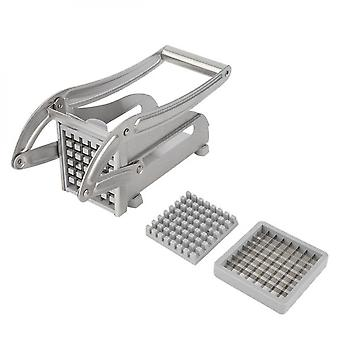 Stainless Steel Vegetable Potato Cutter Chips Cutting Machine With Non-slip Feet