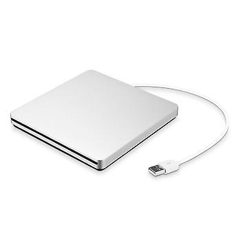 Usb 3.0 Slim External Dvd Rw Cd Writer Drive Burner Reader