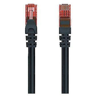 Network cables utp category 6 rigid network cable ew-6u 1000 mbit/s black/2 m