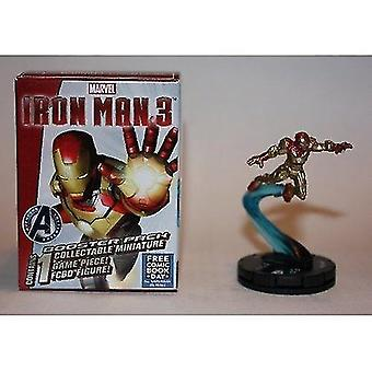 Video game consoles fcbd version - heroclix iron man 3 iron man marquee figure and online ...