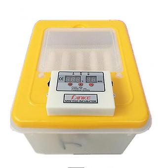 Brand New 16eggs Incubator Incubator With Clear Digital Temperature Control And Automatic Rotation