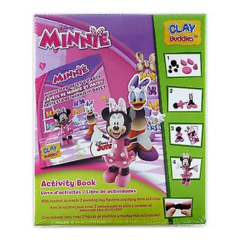 Clay Freunde Starter Pack, Minnie Mouse