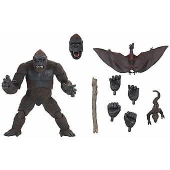 King Kong Ultimate Island Figur