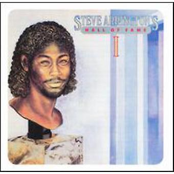 Steve Arrington - Hall of Fame-jag [CD] USA importerar