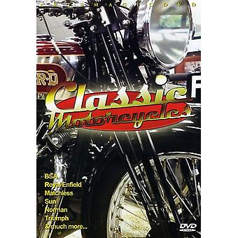 Classic Motorcycles [DVD] USA import