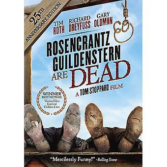 Rosencrantz & Guildenstern Are Dead [DVD] USA importeren