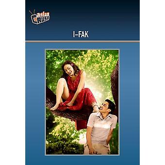 I-Fak [DVD] USA import
