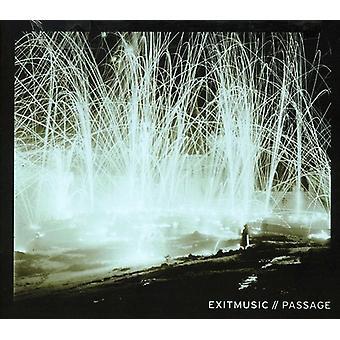 Exitmusic - passagen [CD] USA import