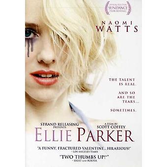 Ellie Parker [DVD] USA import