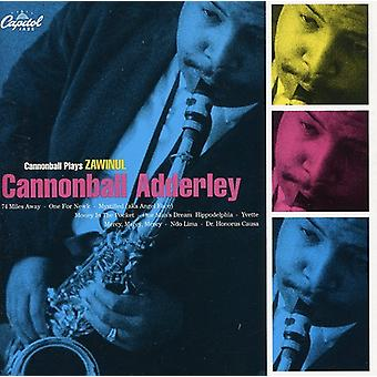 Cannonball Adderley - Cannonball Plays Zawinul [CD] USA import