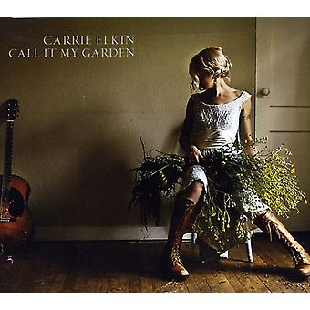Carrie Elkin - Call It My Garden [CD] USA import
