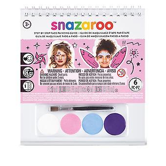 Snazaroo Mini Make-Up satt jenter - en størrelse
