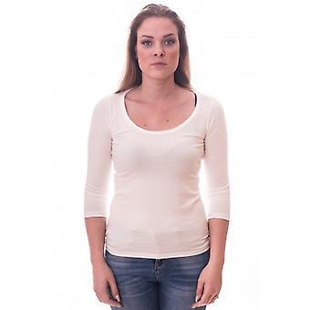 Alan Red Women T-shirt Romy Off White (art 1092)