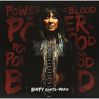 Importation de Buffy Sainte-Marie - puissance dans le sang [Vinyl] é.-u.