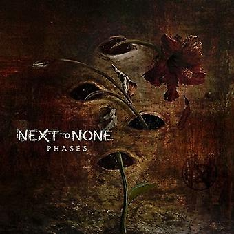Next to None - Phases [CD] USA import