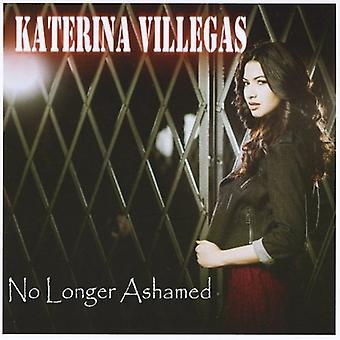 Katerina Villegas - enää hävetä [CD] USA tuonti