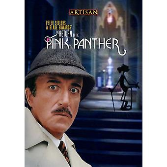 The Return of the Pink Panther Movie Poster (11 x 17)