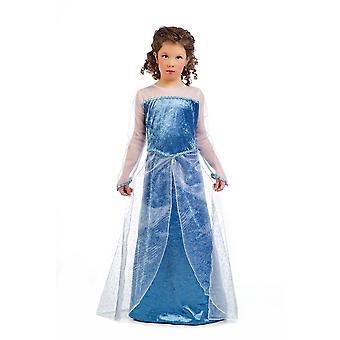 Filles hiver princesse costume costume enfant de la Reine de glace