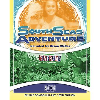 Cinerama-South Seas Adventure (1958) [BLU-RAY] USA import
