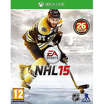 NHL 15 (Xbox One) - New