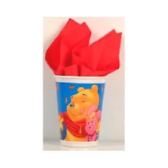 Winnie der Puuh Cups feiern