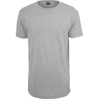 Urban classics men's T-Shirt shaped long tea