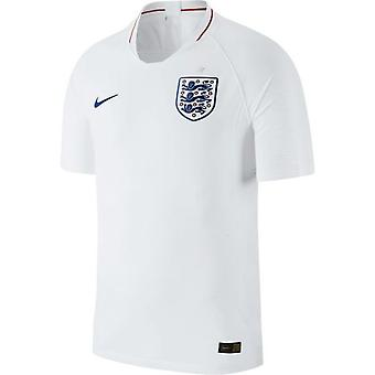 2018-2019 Angleterre Accueil Nike Vapor Match chemise