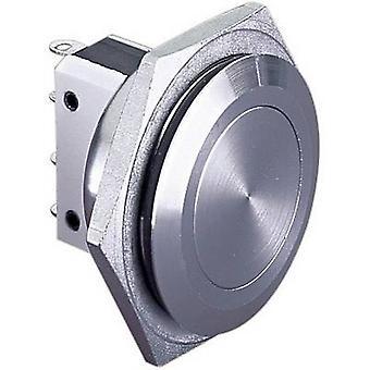 Bulgin MP0038 onvervalsbaar drukknop 250 V AC 5 A 1 x Off/(On) IP66 (voorzijde verzegeld) kortstondige 1 PC('s)