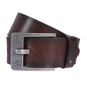 Camel active belts men's belts leather belt Brown 1218