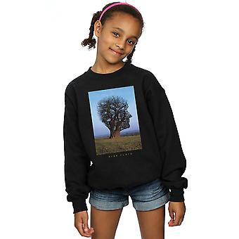 Pink Floyd Girls Tree Head Sweatshirt