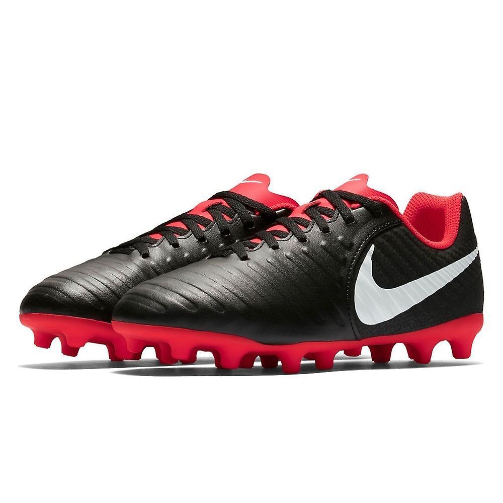 Piłka nożna Nike JR legenda 7 klub FG AO2300006 cały rok dzieci buty