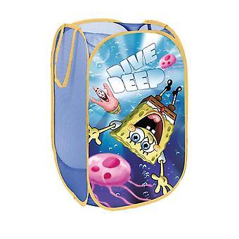 Sponge Bob Spielzeugladen in Stoff Pop Up