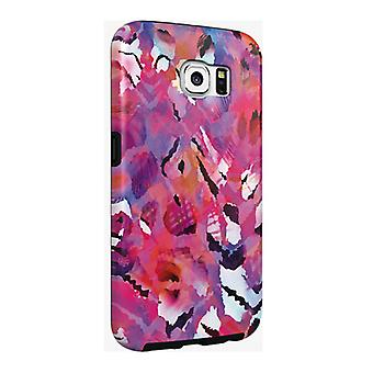 5 Pack -Milk and Honey Designer Case for Samsung Galaxy S6 - Abstract Floral Pink