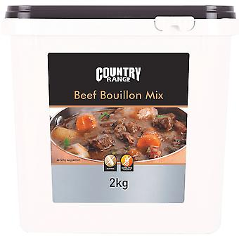 Country Range Gluten Free Beef Bouillon Powder Mix