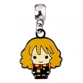 Harry Potter Silver Plated Charm Chibi Hermione