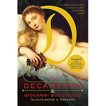 El Decameron de Giovanni Boccaccio - Wayne A. Rebhorn - 978039335026